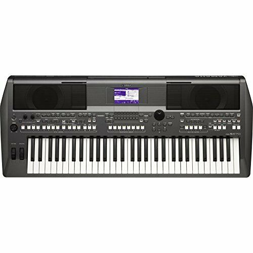 YAMAHA PORTATONE electronic keyboard PSR-S670 61 keys Japan new .