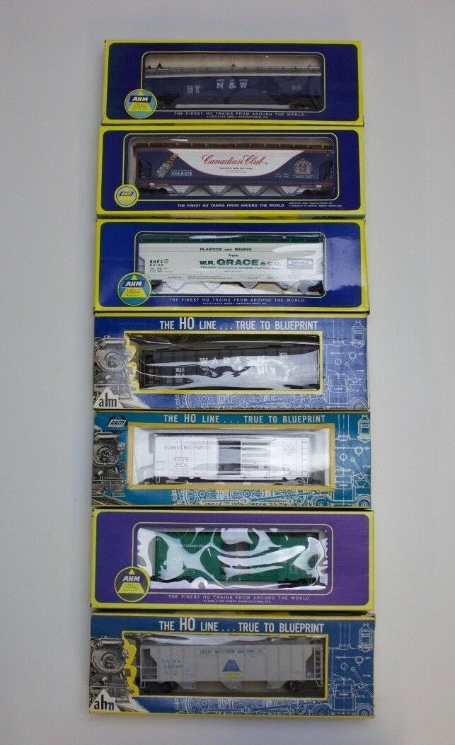 Ahm Modelo Tren de Juguete Ho (N.i. B)