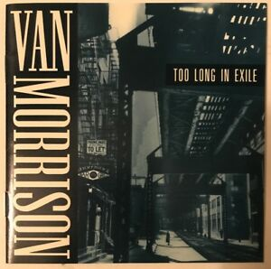 VAN-MORRISON-TOO-LONG-IN-EXILE-CD-POLYDOR-1993-USA-PRESSING