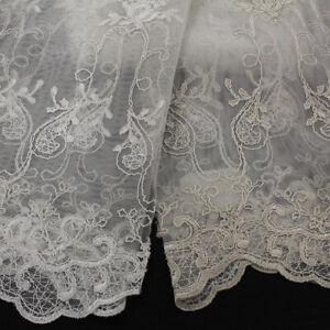 Tela-FANTAGHIR-039-Bordado-Floral-con-perlas-por-Metro-h-300-cm-Cortinas-cortinas