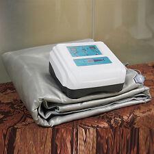 Detox Toxin Removing Infrared Ray Slimming Sauna Blanket Hot Warm Fat Dissolve