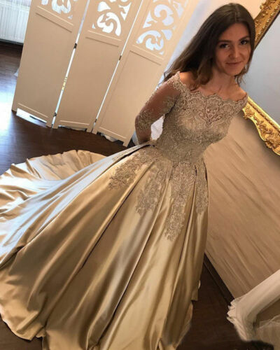 Custom Quinceanera Dress Wedding Ball Gown Pageant Prom Formal Evening Dresses