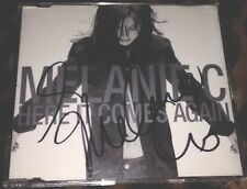 Melanie C Signed Here It Comes Again Cd Single Music Autograph Pop Spice Girls