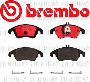 Brembo Front Disc Ceramic Brake Pad Set P50069N For Mercedes W204 W218 W212 R172