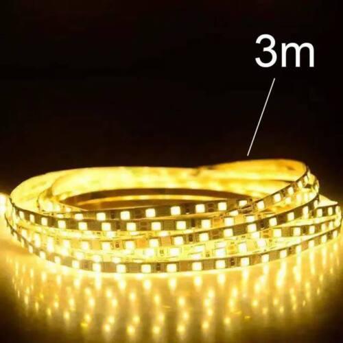 Battery Operated Motion Waterproof LED Sensor Light Belt Bed Cabinet Light Decor