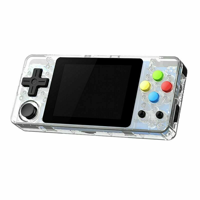2.7inch Dual Core LDK Mini Retro Game Machine Handheld Console Accessory Kits