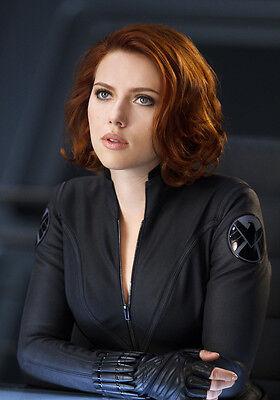 Scarlett Johansson Black Widow Sexy