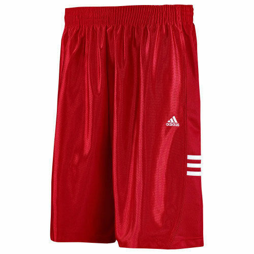 Adidas Men Special Shorts Basketball Red (241548) 100% Authentic Size M New