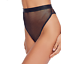 Culotte-slip-taille-haute-noire-en-resilles-echancree-sexy-glamour-original-rock miniature 1