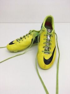 Yellow Football Boots Trainers Size Uk
