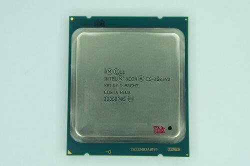 Processor w//Grease Intel Xeon E5-2603v2 1.8GHz 4-Core SR1AY CM8063501375902