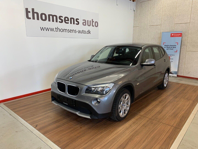 BMW X1 2,0 sDrive18d 5d - 144.400 kr.
