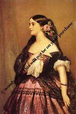 mm0816 - Opera Singer - Adelina Patti - photograph