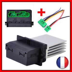 RESISTANCE-Module-de-Puissance-CHAUFFAGE-ventilation-clim-auto-Renault-Scenic-2