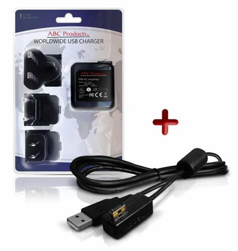 Cámara Digital KODAK EASYSHARE V1253//V127 USB Cable Dock Cargador de batería