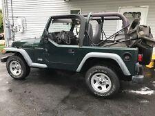 2000 Jeep Wrangler SE Sport Utility 2-Door