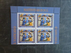 2016-VATICAN-CHRISTMAS-THE-NATIVITY-BLOCK-OF-4-MINT-STAMPS-2