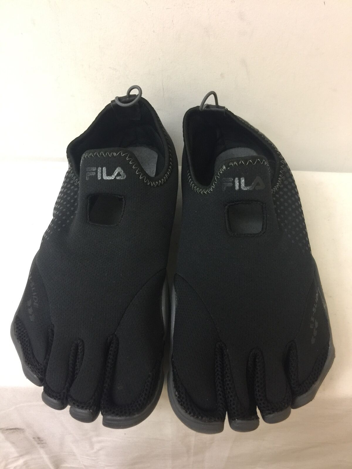 Fila Men black EZ Slide  shoes size US 10 best-selling model of the brand