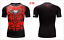 Superhero-Superman-Marvel-3D-Print-GYM-T-shirt-Men-Fitness-Tee-Compression-Tops thumbnail 7