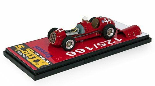 Kings Modelos 1 43 1949 Ferrari 166 Juan Perón GP Luigi Villoresi
