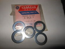 NOS Yamaha RZ350 TT500 TT600 TY250 TY350 Clutch Plate Washer QTY5 90201-17327