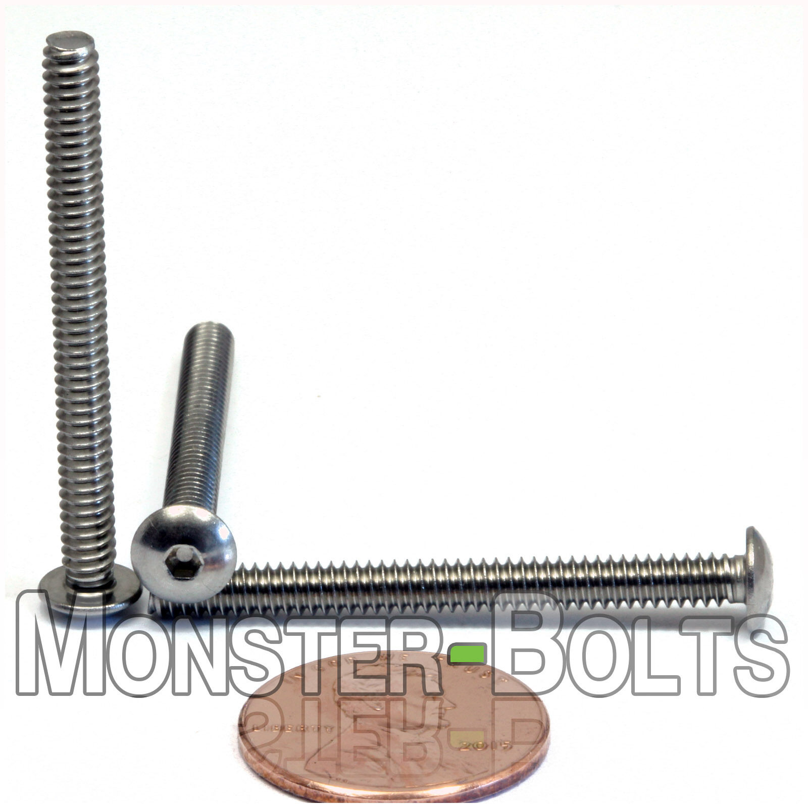 1-Pack The Hillman Group 8960 Stainless Steel Hex Cap Screw