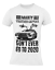 miniature 3 - Marty Don't ever Go to 2020 Funny Mens T Shirt Back to the Future Top Tee Top