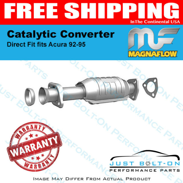 MagnaFlow Catalytic Converter Direct-Fit For 92-95 Acura
