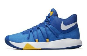 sale retailer d8beb db5a3 Image is loading Nike-KD-TREY-5-V-Royal-Blue-White-