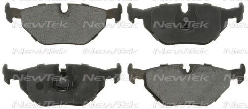 SCD396 REAR Ceramic Brake Pads Fits  01-05 BMW 325i