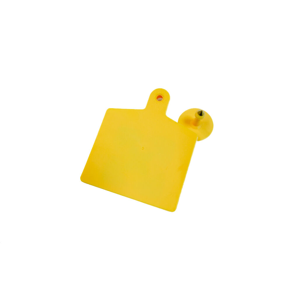 860960MHz ISO 180006C UHF RFID Animal Animal Animal Ear Tags Animal ID Management 100PCS dd9cef