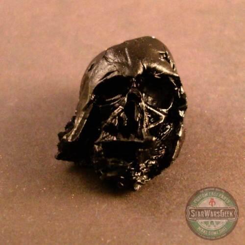 MLACC022 Melted Vader Helmet Kylo Ren use with 6 Star Wars Black Series figures