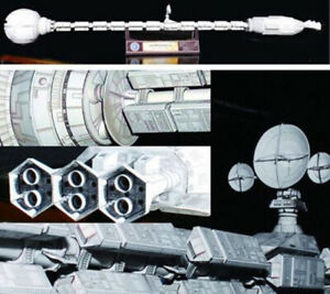 Film-2001-A-Space-Odissey-USS-Discovery-XD-1-Spaceship-60cm-3D-Paper-Model-Kit