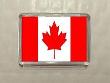 Canada Flag Fridge Magnet (small size)