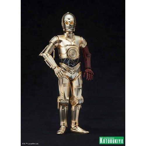 1/10 Star Wars Force Awakens Awakens Awakens R2-D2 C-3PO BB-8 Art FX+ Figure Statue Kotobukiya 1f535e