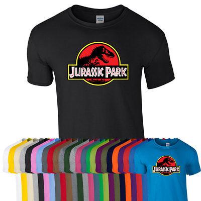 PERSONALISED JURASSIC PARK Hoodie Hoody Theme Party Kids Adults Dinosaur Retro