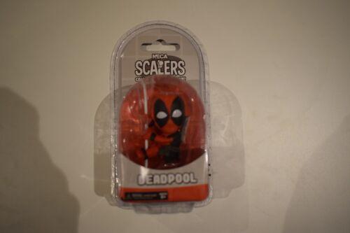 mini figurine 5cm scalers deadpool neuf sous blister