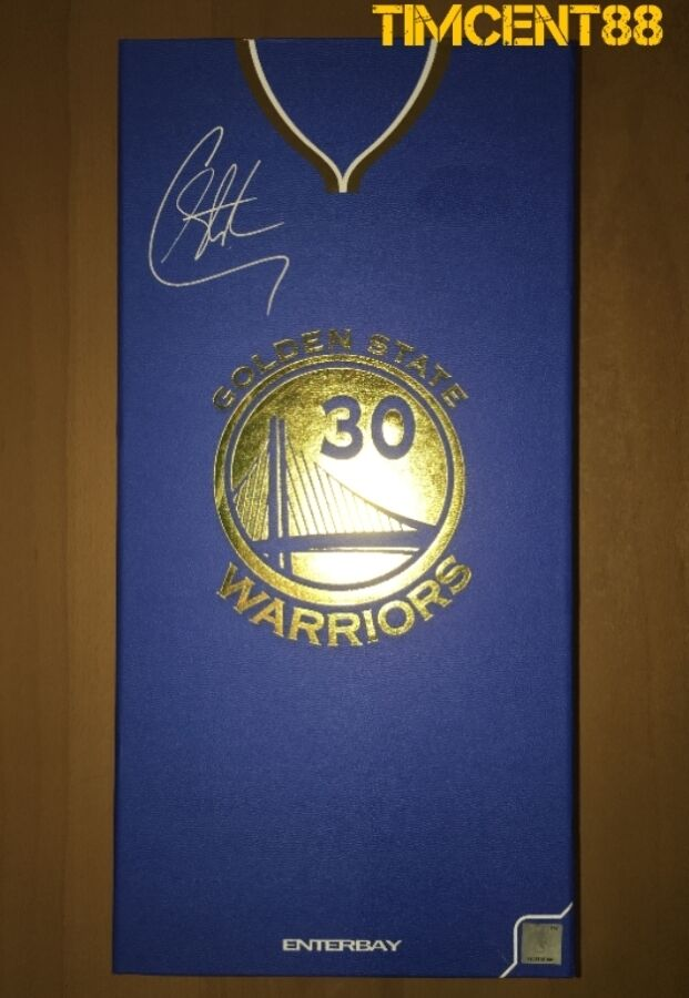 Enterbay RM-1066 Stephen Curry 1 6 scale Figure Version 2.0