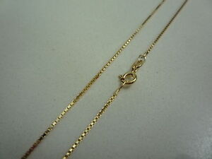 new-9ct-9kt-box-chain-yellow-gold-0-8mm-thick-various-lengths