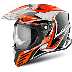 Helmet-Airoh-On-Off-Commander-Carbon-Orange-Gloss-Choice-SIZE-XS-XXL