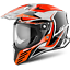 Helmet-Airoh-On-Off-Commander-Carbon-Orange-Gloss-Choice-SIZE-XS-XXL thumbnail 1