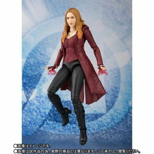 Avengers // Infinity War Japan version Bandai S.H.Figuarts Scarlet Witch