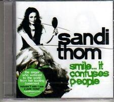 (DG987) Sandi Thom, Smile ... It Confuses People - 2006 sealed CD