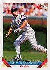 1993 Topps Rey Sanchez 292 Baseball Card