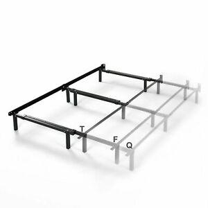 Zinus Michelle Compack Adjustable Steel Bed Frame For Box