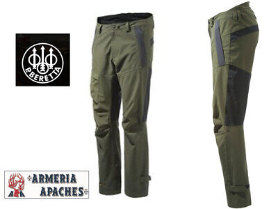 Beretta Pantaloni Tri-Active WP da caccia GREEN