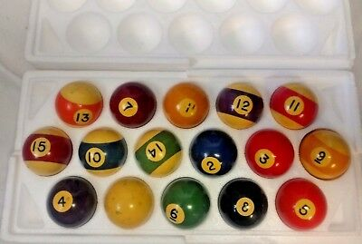 Boshen Billiard Balls Pool Table Balls Set