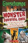 Goosebumps Monster Survival Guide von Susan Lurie und Edited By R. L. Stine (2015, Taschenbuch)