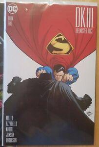 Dark-Knight-III-DK3-Master-Race-5-Batman-DC-Comic-Regular-Cover-1st-Print-NM