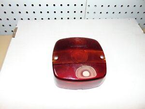 Nos-Vintage-Bolens-Rear-Taillight-Tail-Light-Lens-1806473